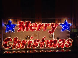 led merry christmas light sign commercial industrial merry christmas led light sign in