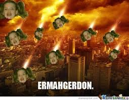 Ermagerd Meme - ermahgerd by dop3 meme center