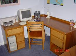 Woodworking Plans Corner Desk by Corner Computer Desk Woodworking Plans Woodturningonline Com
