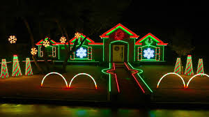 House Christmas Lights by 2014 Johnson Christmas Light Show Preview Youtube