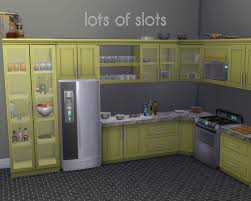 Sims 4 Furniture Sets Mod The Sims Sumptuous Kitchen Set