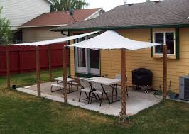 Backyard Shade Ideas with Best Patio Shade Ideas All Home Decorations