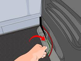 nissan altima 2005 airbag light blink 4 ways to disable a seat belt alarm wikihow