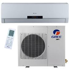 mitsubishi mini split dimensions gree premium efficiency 12 000 btu 1 ton ductless mini split air