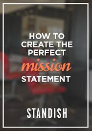 how to create the perfect salon mission statement