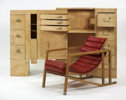 Eileen Gray Armchair Eileen Gray U0027s Incredible Architectural Cabinet C 1926 And