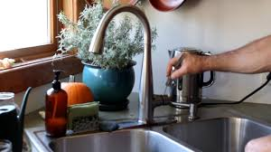 Repair American Standard Kitchen Faucet Kitchen Faucet Repair American Standard 4144ssf Youtube