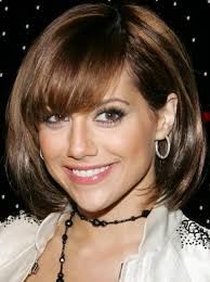 short hairstyles with center part and bangs bob hairstyle ideas 2018 the 30 hottest bobs for women