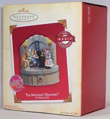 2004 hallmark ornament the wizard of oz i m melting