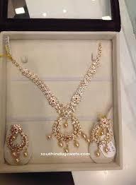 gold white stones necklace images 156 best diamonds gems images necklaces diamond jpg