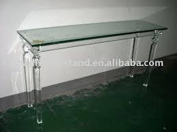 Lucite Console Table Acrylic Center Table U2013 Littlelakebaseball Com
