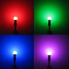 Changing Color Light Bulbs Sendida Led Light Color Changing 12w Led Rgb Bulb