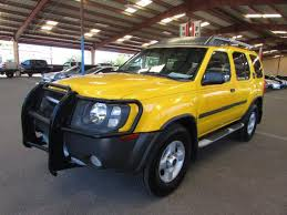 nissan xterra 213 used yellow nissan xterra cars mitula cars