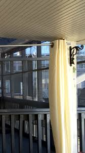 Curtain Rod Instructions Diy Ceiling Mounted Curtain Rods With Step By Step Instructions