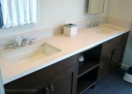 8 best concrete vanity top trueform concrete images on pinterest