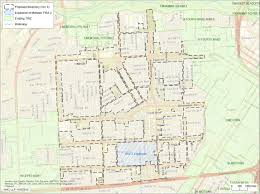 Norfolk Zip Code Map by Montrose Becomes Houston U0027s Newest Tax Increment Reinvestment Zone
