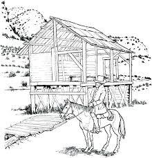 coloring pages for landscapes landscape coloring pages farm landscapes coloring pages landscape