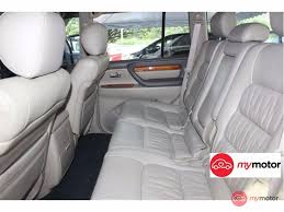 lexus lx price in malaysia 2004 toyota land cruiser for sale in malaysia for rm85 000 mymotor