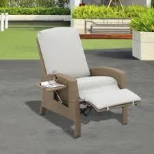 rattan recliners open travel