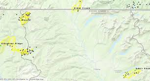 Montana State Map North Fork Fires Update Sept 26 Tuesday At 8 00am U2013 Nfnews