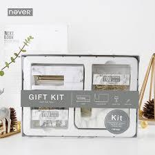 papeterie bureau jamais de bureau en marbre fournitures cadeau kit cadeau papeterie