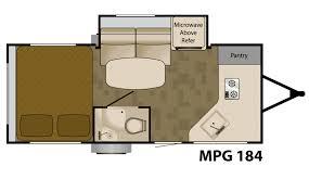 heartland mpg floor plans heartland mpg lightweight travel trailers chilhowee rv center