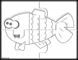 free printable animal jigsaw puzzles prekautism com prekautism