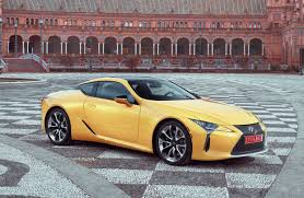2018 lexus lc 500 new 2018 lexus lc 500 prototype review don u0027t call it boring wsj