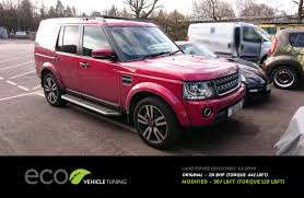 original land rover discovery land rover discovery 3 0 sdv6 ecu remap eco vehicle tuning