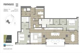floor plans kinects seattle apartments downtown slu