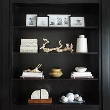 black bookshelf with cabinet black built in cabinets design ideas
