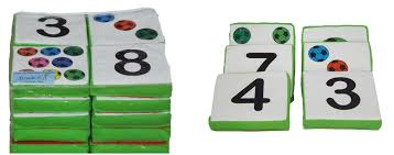 Top Jogo da Memória – Números e Quantidades   BRINKSUL &ME27