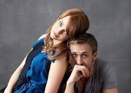 emma stone e ryan gosling film insieme emma stone e ryan gosling scatenati nella prima foto di la la land