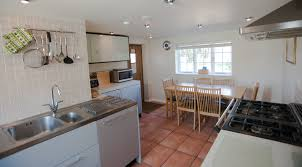 River Cottage Kitchen - self catering accommodation at athelhampton house in dorchester
