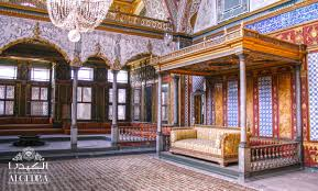 islamic palaces and decoration art