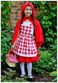 Easy Toddler Halloween Costume Ideas This Kids Red Riding Hood Tutu Costume Is An Exclusive Little Red
