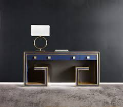 Blue Console Table 7 Amazing Blue Console Tables