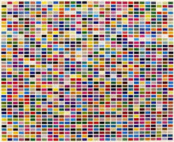 how to make a gerhard richter color chart painting greg org the