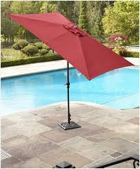 Patio Umbrella Walmart Canada Walmart Patio Umbrella Canada Inspire Hometrends 9 Oblong