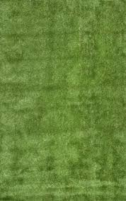 Outdoor Shag Rug Green Grass Shag Indoor Outdoor Area Rug 8 X 10