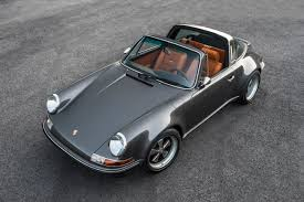 dream car porsche 911 targa by singer u2013 side life