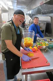 eugene mission s kitchen preps thanksgiving feast for poor and