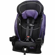 siege auto baby go 7 evenflo lx harnessed booster car seat
