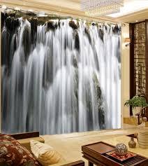 Natural Home Decor Online Get Cheap 3d Nature Window Curtains Aliexpress Com