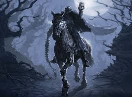 horses for halloween the headless horseman horse nation