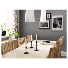 Modern Extendable Dining Table by Bjursta Extendable Table Brown Black Ikea