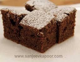le cake non vegetarian recipe by master chef sanjeev kapoor