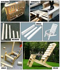 Outdoor Lounge Chair Plans Pallet Patio Furniture Plans Streamrr Com