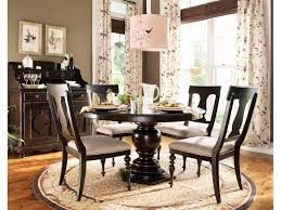 paula deen by universal dining room pedestal table base 932655