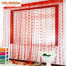 vorhã nge fã r schlafzimmer aliexpress garn gefärbt liebe pfirsich vorhang streifen